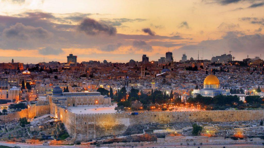 Capital-of-Israel-Jerusalem