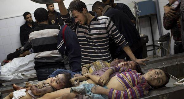 GazaDeadChildren