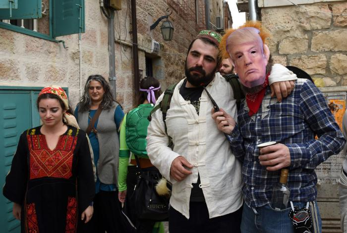 Jews-celebrate-Purim-with-charity-bright-costumes-drink-and-feasts